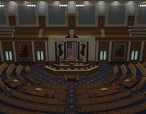 House Chamber 3D model
