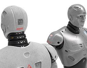 3D Robot Cyborg