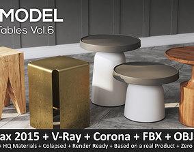 Side Tables Vol 06 3D model