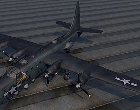 3D model Consolidated PB4Y-2 Privateer