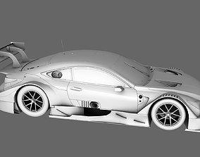 Lexus RC F GT500 3D asset