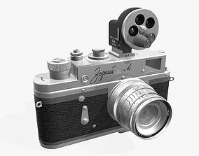 Zorki 4k camera 3D
