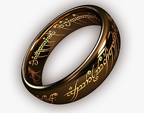 3D model The One Ring