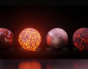 3D model Procedural materials