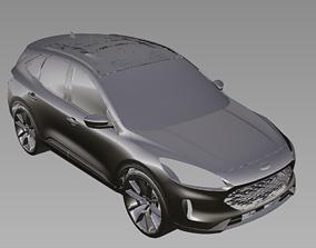 2020 FORD ESCAPE SEL 3D model 3D print model