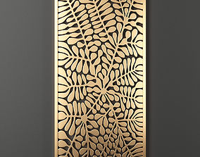 3D model Decorative panel 68