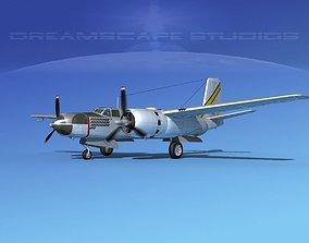 3D Douglas A-26C Invader V03 USAAF