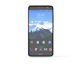 Huawei Nova Plus - Element 3d phone