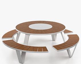 3D Pantagruel Table