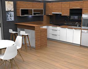 Free Kitchen 3D Models | CGTrader