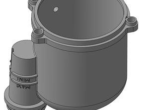 3D printable model Tank for Reno Dachia