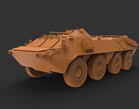 3D print model BTR 70