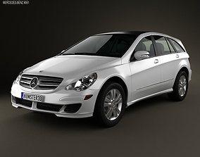3D model Mercedes-Benz R-Class W251 2006