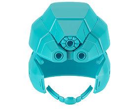 3D printable model Helmet cop of Final Fantasy