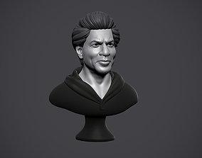 3D print model Shahrukh Khan