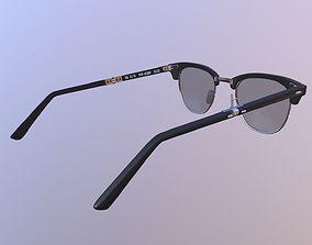 Sunglasses 3D asset realtime PBR