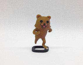 Pedo Bear of the Pedo Pals 3D printable model