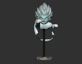 3D print model GotenKS Ghost version 01 from Dragon Ball