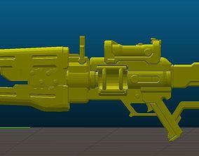 Widowmaker CotedAzur Rifle Printable