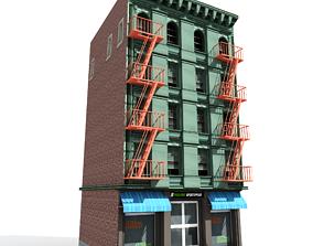 Nyc Building 06 3D model