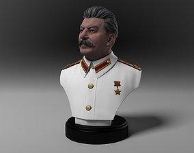 Stalin Bust 3D print model