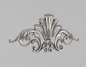 3D print model Central Decor ornament