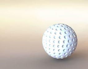 Golf Ball 3D print model