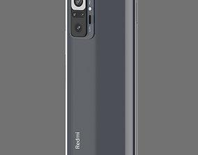 Redmi Note 10 Pro 3D model