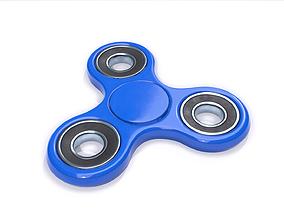 Fidget spinner 3D PBR