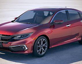 Honda Civic 2019 3D model