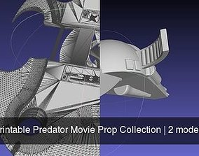 Printable Predator Movie Prop Collection 3D