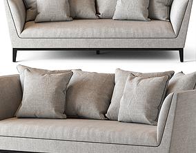 Globewest Vittoria Hampton 3 Seater Sofa 3D