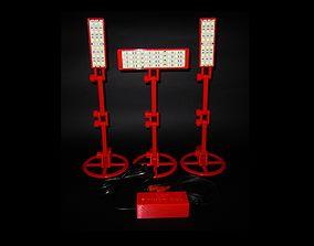 3D printable model LED Light - RCA For Infinite Seamless 2