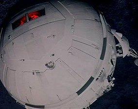 2001 - Space Odyssey Aries 1B Model