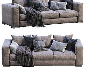 Sofa Arthur By Jesse 3D model
