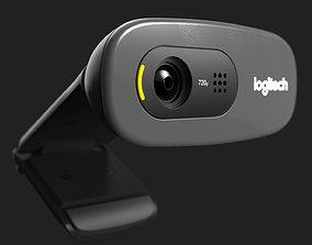 3D model Webcam Logitech C270