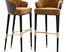 3D Private Label ELLIS BAR STOOL