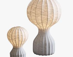 3D model Flos Gatto - Gatto Piccolo Lamps