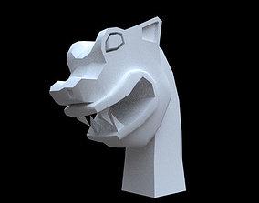 Drakkar Head 3D model