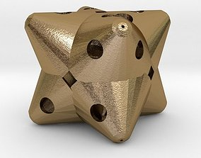 3D printable model table Dice