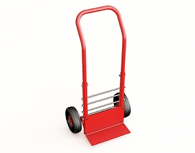 Hand trolley 3D