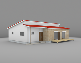 realtime House model for background 31