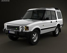 Land Rover Discovery 5-door 1989 3D