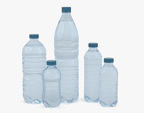 3D Plastic Bottles