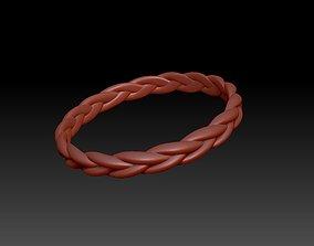ring wicker 3D print model