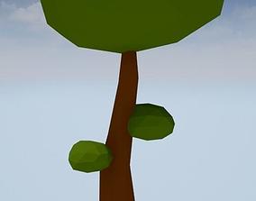 patio-furniture 3D printable model Simple Tree