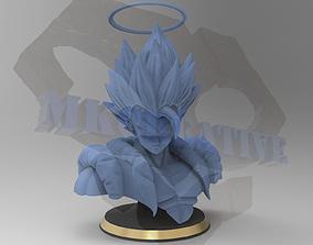 3D printable model Gogeta Bust