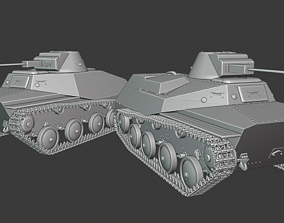 T 30 tanks 3D printable model