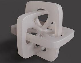 3D print model Borromean Nexus