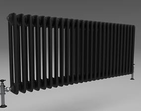 1940s Heater 3D model